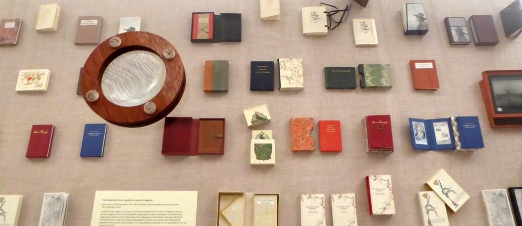 Miniatuurboeken Museum Meermanno