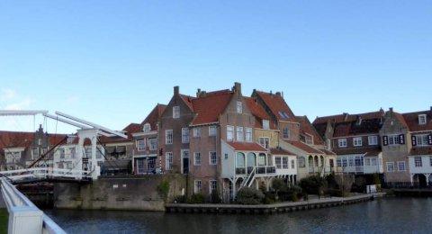 Historisch centrum van Enkhuizen