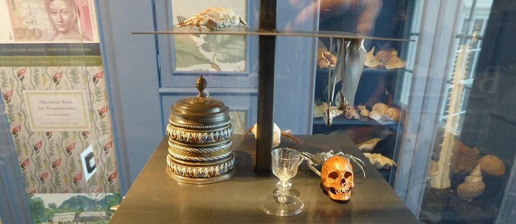 Van bijzondere juwelen tot schedels