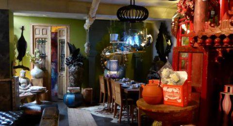 Aziatische hoek in Teazone in Maastricht