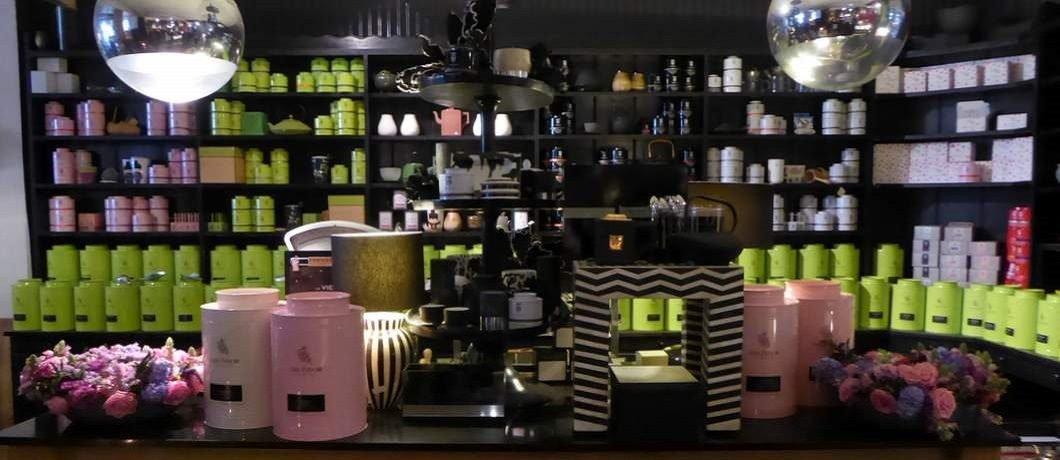 Meer dan 150 soorten thee te koop bij Teazone