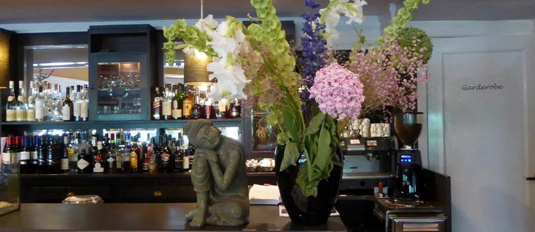 Ook aandacht voor de bar bij restaurant JanZen