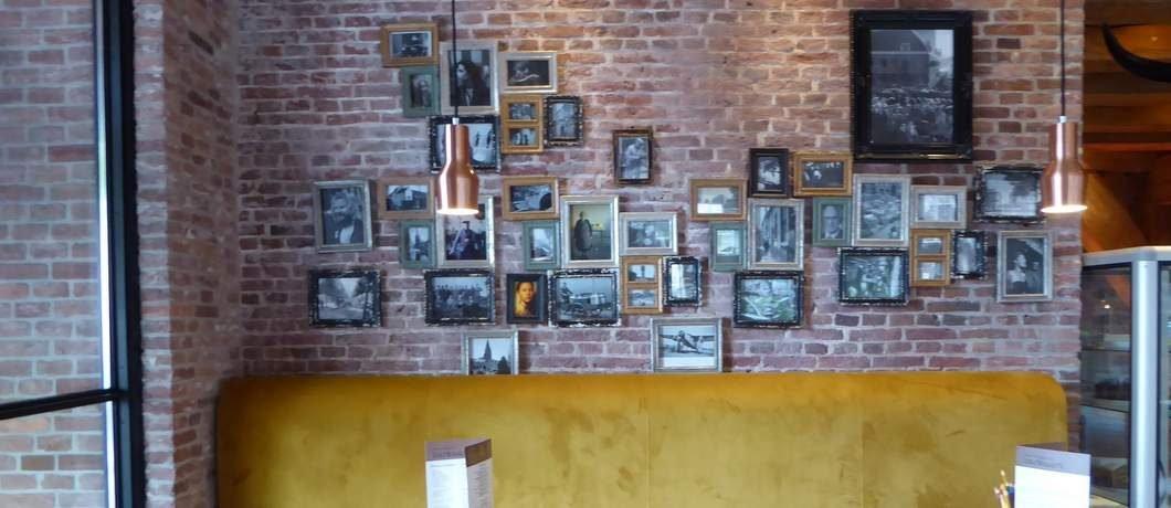 In bar Van Rossum in Woerden