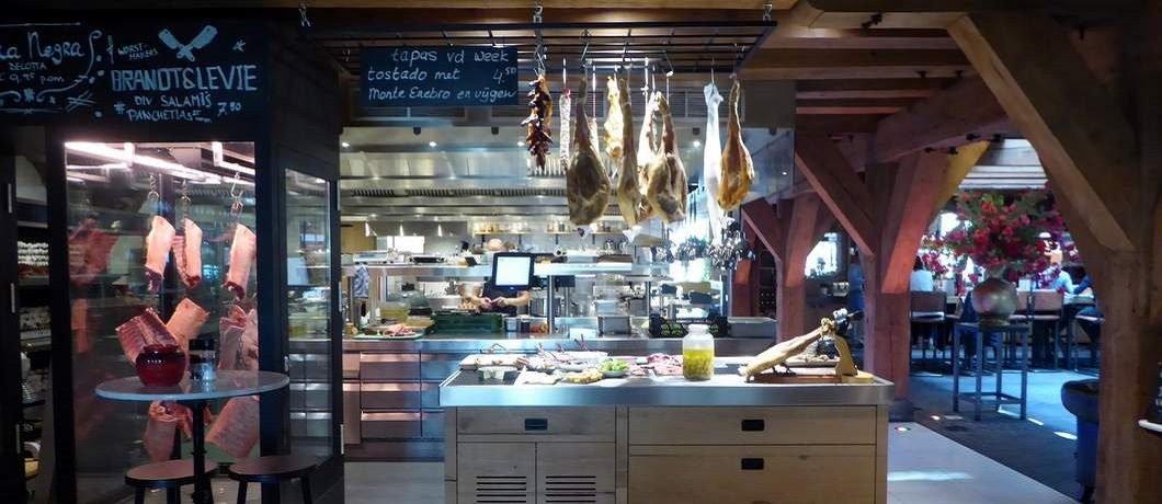 Zelf maken in de keuken van restaurant Van Rossum
