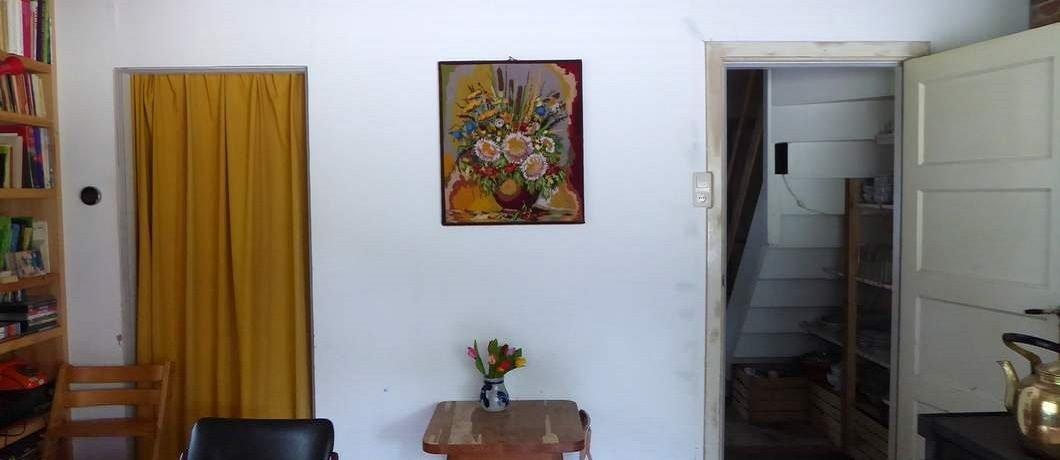 Eetkamer De Witte Raaf in Oude Willem