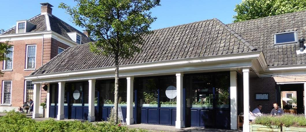 Aanbouw van restaurant Bistronoom in Woerden