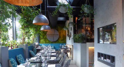 Kas restaurant Bistronoom in Woerden