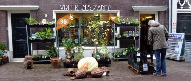 Vreeken's zaden tip in Dordrecht