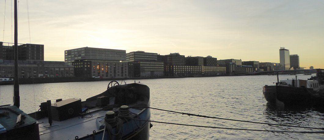 In het Oostelijk Havengebied op excursie met de geluidswandeling van Soundtrackcity