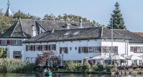 Restaurant Ross Lovell aan de Waal bij Rijsoord
