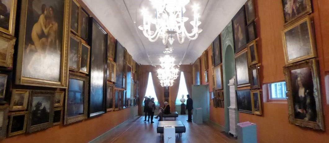 Galerij Prins Willem V in Den Haag