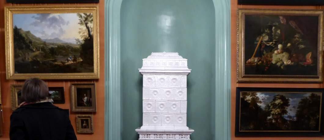 Overdaad en luxe in Galerij Prins Willem V