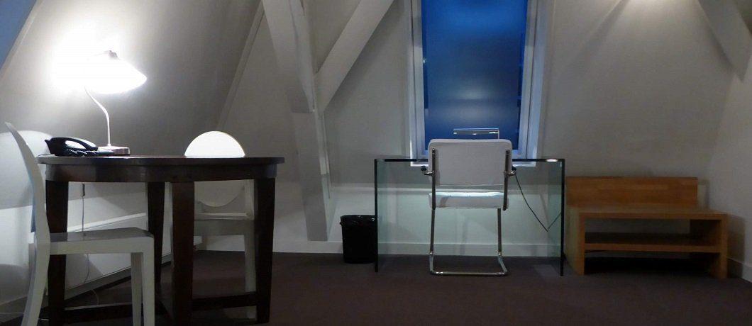 Comfort kamer van Hotel Corps de Garde