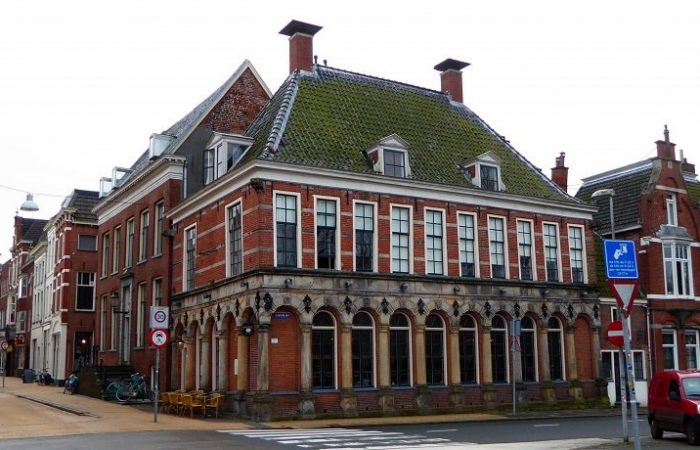 Hotel Corps de Garde Groningen in een historisch gebouw