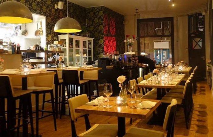 Franse invloeden en Hollandse gerechten bij restaurant Voilà