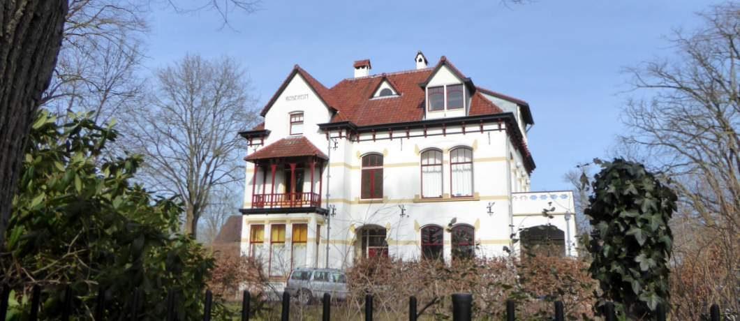 Landhuis wandelen rond Hattem