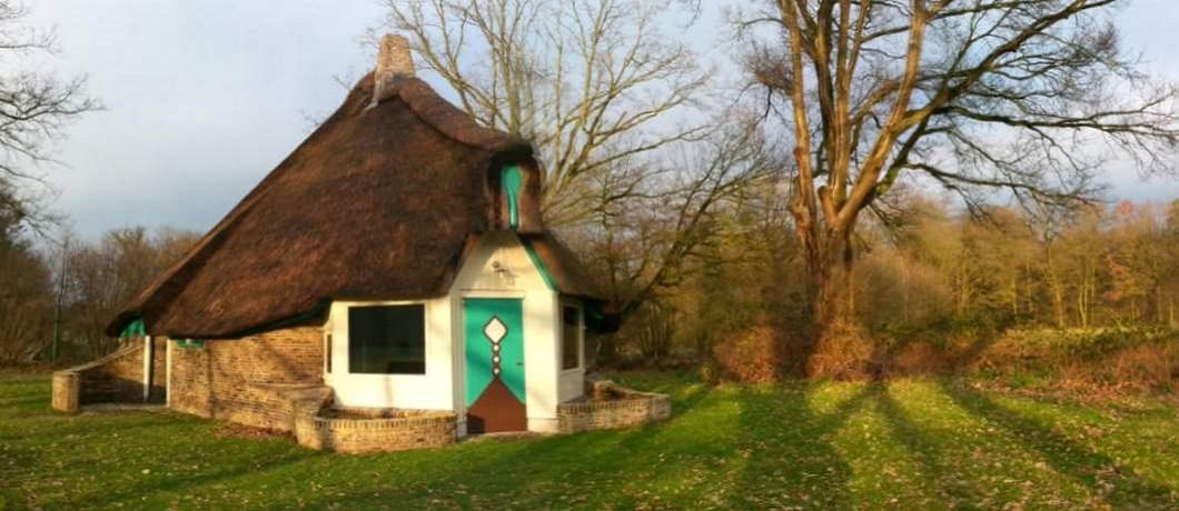 Vakantiehuis Atelier Roland Holst bij Zundert