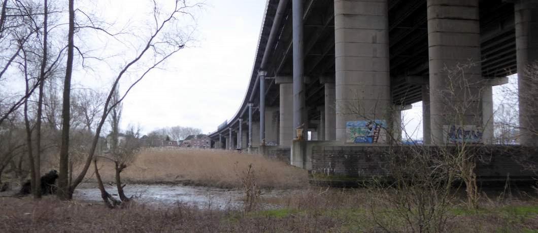 Graffiti Van Brienenoordbrug