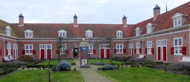 Stil nachtje weg in Cornelia's Tuinhuis in het Hof van Wouw
