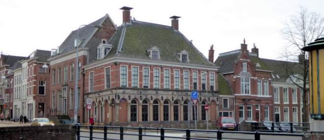 Patriciërshuis hotel Corps de Garde is een hele prettige uitvalsbasis voor een nachtje weg in Groningen