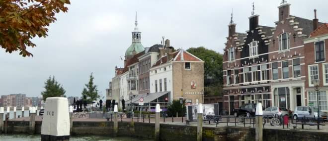 B&B De Luthiers ligt in het oudste deel van Dordrecht