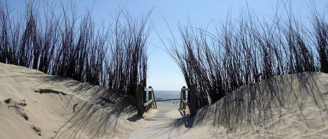Het strandhuisje van B&B Frankrijk-Noord