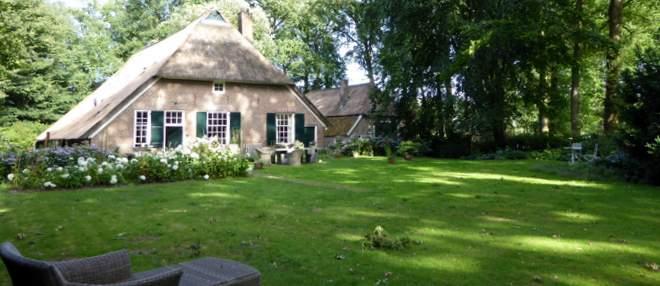 Heerlijk niets doen bij B&B Landgoedhoeve Vosbergen buiten Heerde