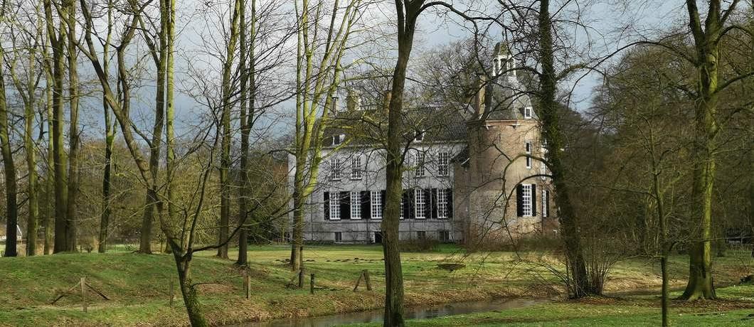 Overnachten in kasteel Hackfort bij Vorden