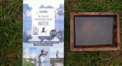Wandelgids De mooiste wandelingen langs WATER van Roots magazine