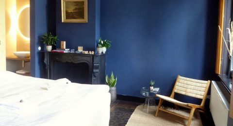 De Special Blue Room is de plasticvrije kamer van boutique hotel Lytel Blue